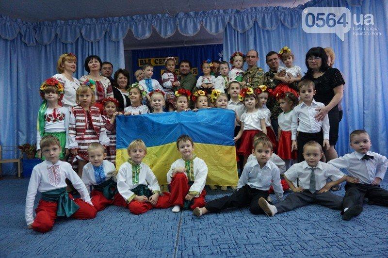 Уважение, восхищение, благодарность: бойцы и волонтеры посетили малышей детского сада №194 (ФОТО), фото-19