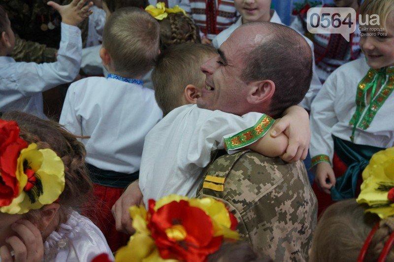 Уважение, восхищение, благодарность: бойцы и волонтеры посетили малышей детского сада №194 (ФОТО), фото-24
