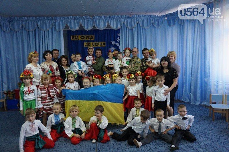 Уважение, восхищение, благодарность: бойцы и волонтеры посетили малышей детского сада №194 (ФОТО), фото-18