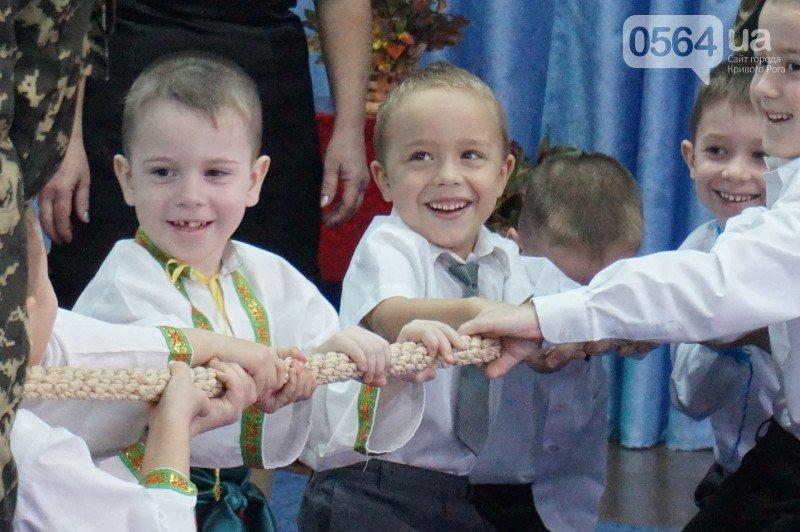 Уважение, восхищение, благодарность: бойцы и волонтеры посетили малышей детского сада №194 (ФОТО), фото-6