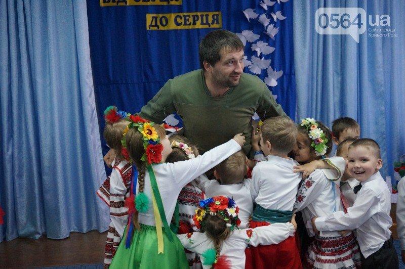Уважение, восхищение, благодарность: бойцы и волонтеры посетили малышей детского сада №194 (ФОТО), фото-21