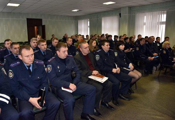Глава полиции Донецкой области провел совещание в Славянске (фото) - фото 2