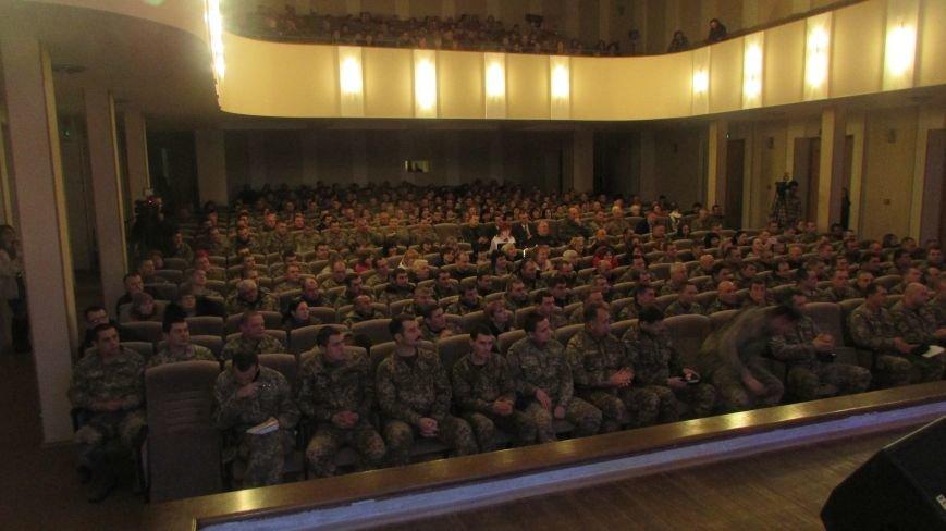 В Северодонецке отметили День ВСУ (ФОТО), фото-4