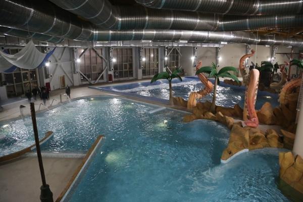 Ульяновский аквапарк изнутри: щупальца, пушки и много воды, фото-3