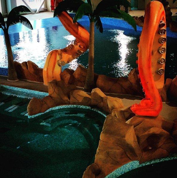 Ульяновский аквапарк изнутри: щупальца, пушки и много воды, фото-4