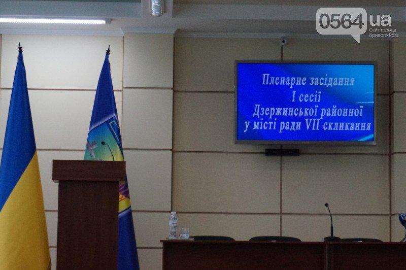 Депутаты Дзержинского района Кривого Рога выбирают нового председателя (ОБНОВЛЯЕТСЯ), фото-1