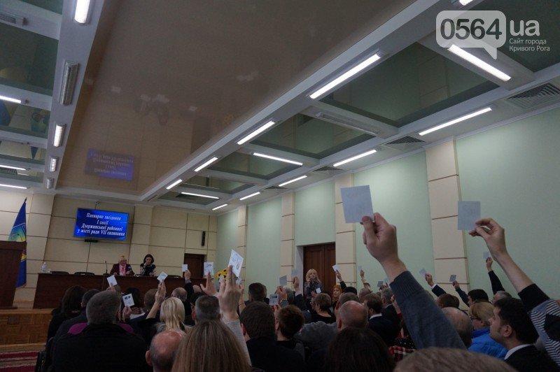 Депутаты Дзержинского района Кривого Рога выбирают нового председателя (ОБНОВЛЯЕТСЯ), фото-2