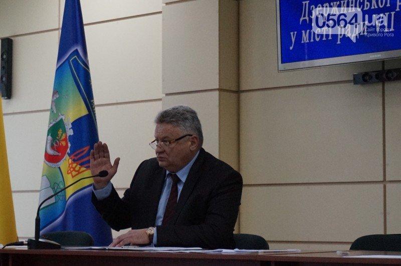 Депутаты Дзержинского района Кривого Рога выбирают нового председателя (ОБНОВЛЯЕТСЯ), фото-15