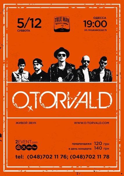 День концертов в Одессе: «ВВ», О'Torvald, Мотор'ролла, DaKooka, песни Утесова (фото) - фото 2