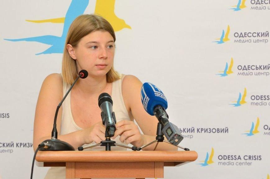 Вероника Владимирова – человек, меняющий Одессу: «Нужно осознать: война не где-то далеко. Война здесь, с нами» (фото) - фото 7