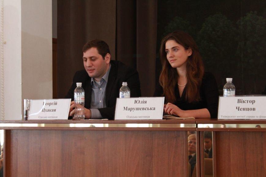 В университете таможенного дела и финансов делились опытом таможенники со всей Украины (ФОТО), фото-5