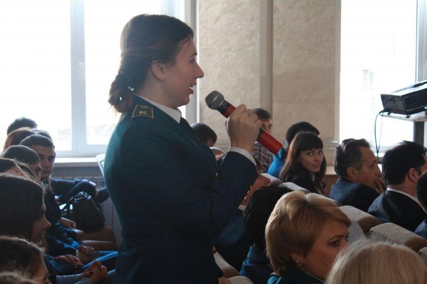 В университете таможенного дела и финансов делились опытом таможенники со всей Украины (ФОТО), фото-1