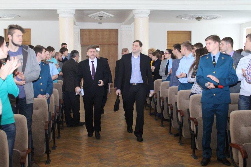 В университете таможенного дела и финансов делились опытом таможенники со всей Украины (ФОТО), фото-4