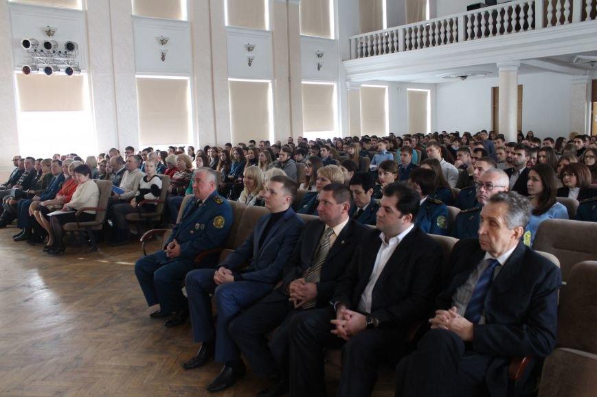 В университете таможенного дела и финансов делились опытом таможенники со всей Украины (ФОТО), фото-2