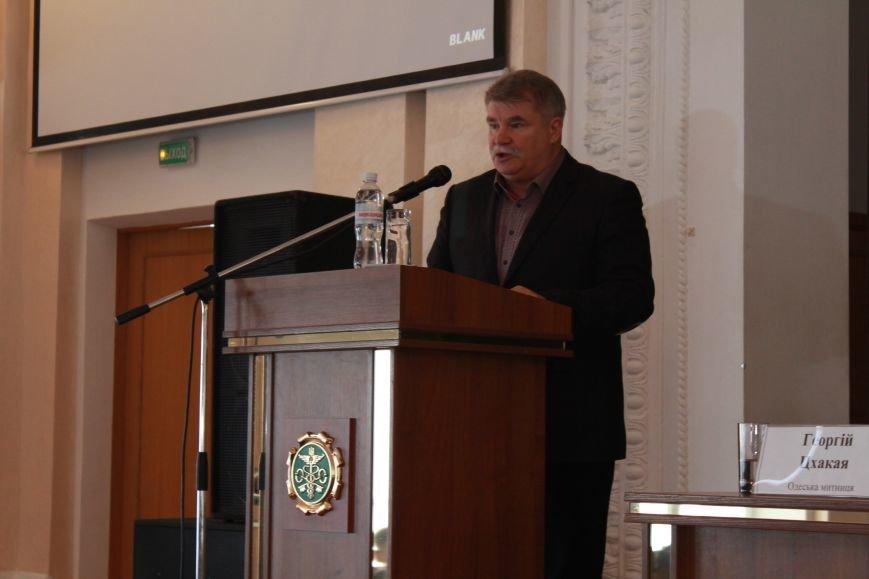 В университете таможенного дела и финансов делились опытом таможенники со всей Украины (ФОТО), фото-6
