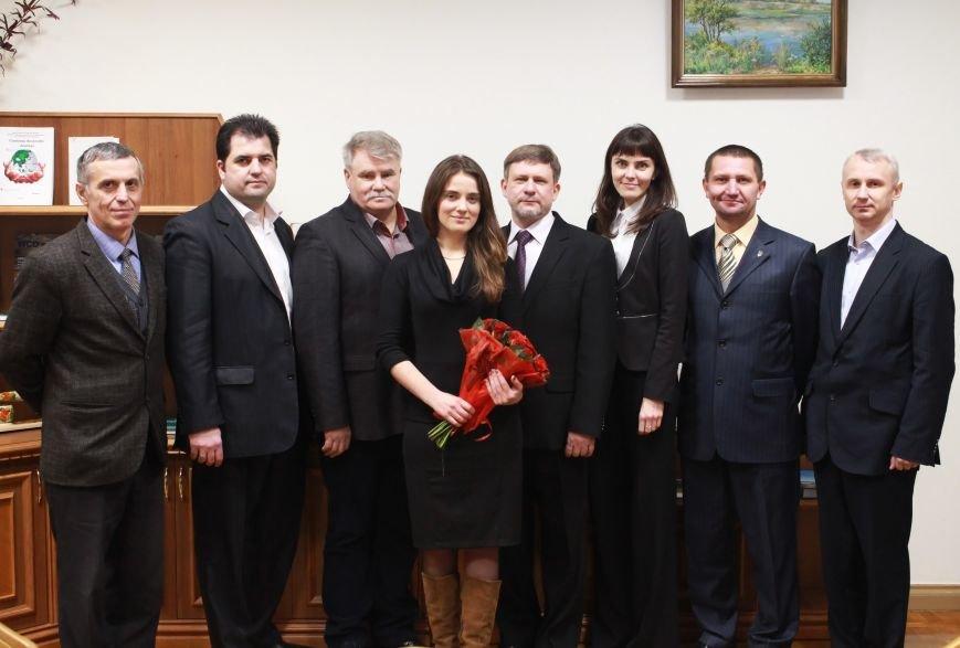 В университете таможенного дела и финансов делились опытом таможенники со всей Украины (ФОТО), фото-7