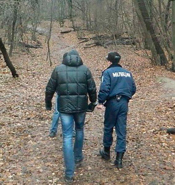 В Киеве задержали вымогателя (ФОТО) (фото) - фото 1