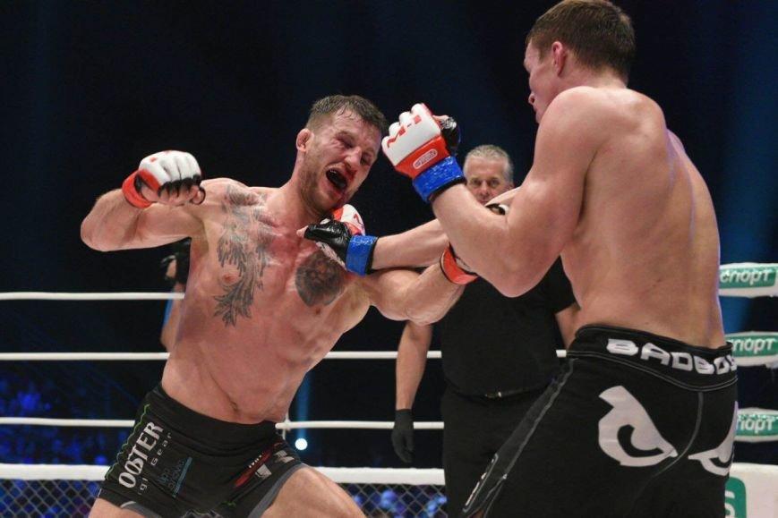 Белгородский боец Виктор Немков вернул себе чемпионский пояс M-1 Challenge в полутяжёлом весе (фото) - фото 1