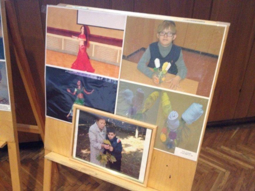 В Днепропетровске проходит выставка «Я могу все...» (ФОТО) (фото) - фото 1