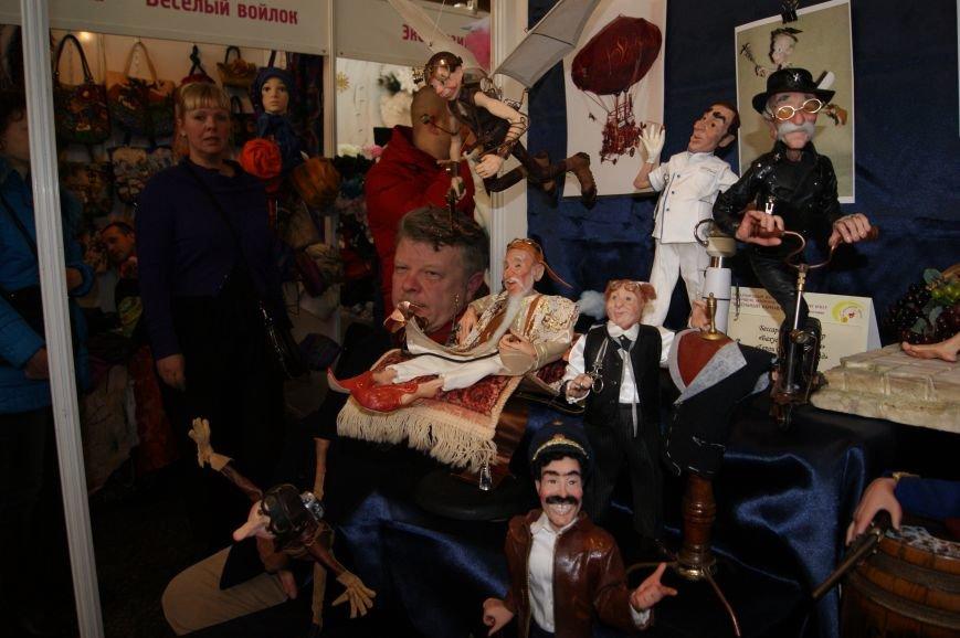 624bd9be9c9f0b17236f6895db68ad14 На одесском морвокзале собрали тысячи кукол