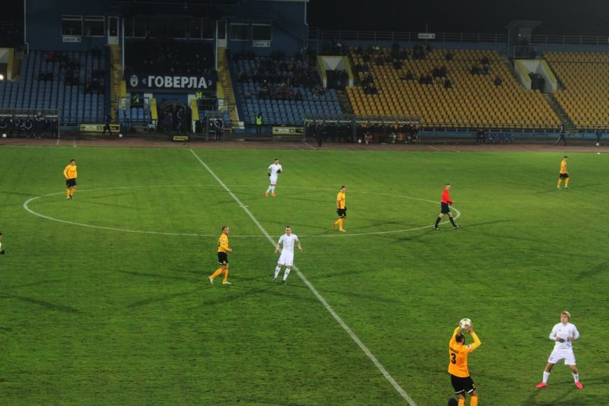 Ужгородська «Говерла» соромиться у матчі проти «Олександрії», фото-1