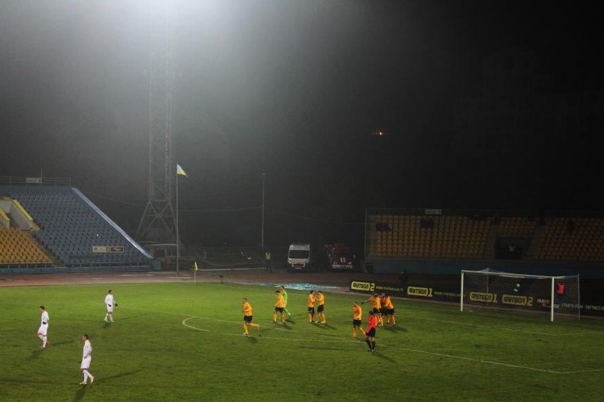 Ужгородська «Говерла» соромиться у матчі проти «Олександрії», фото-3