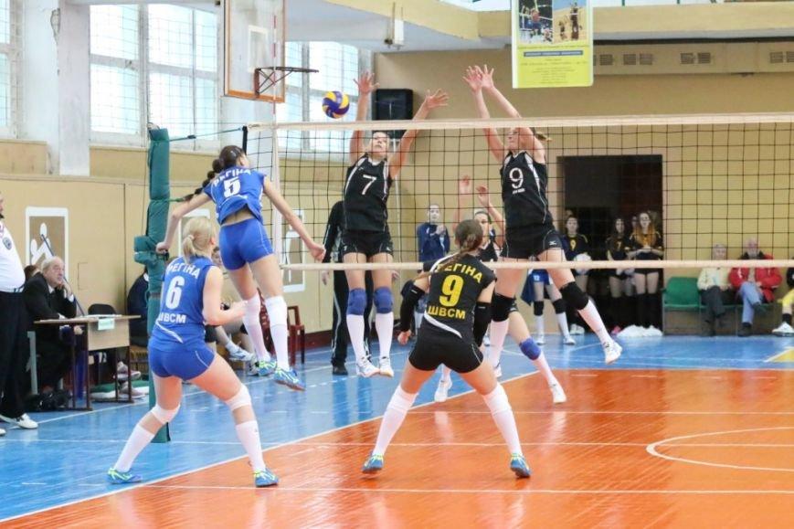 Волейболистки из Чернигове не одолели подруг по несчастью, фото-2