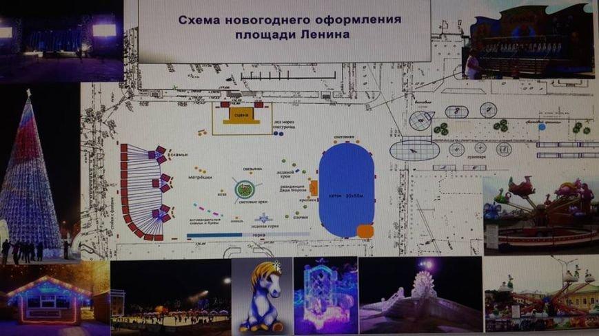 Вдоль Нового Венца в Ульяновске проложат ледовую дорожку, фото-3