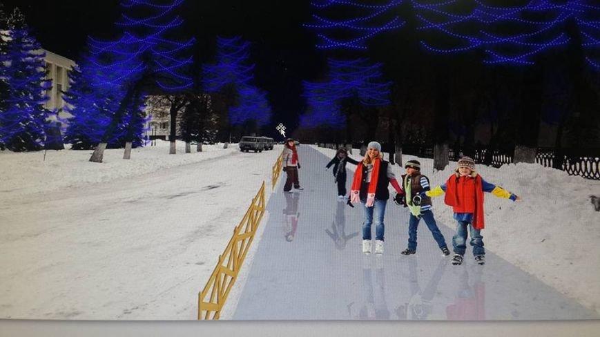 Вдоль Нового Венца в Ульяновске проложат ледовую дорожку, фото-2
