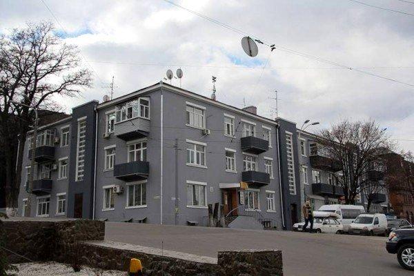 Народный дом на Большой базарной (ул. Чкалова) (фото) - фото 1