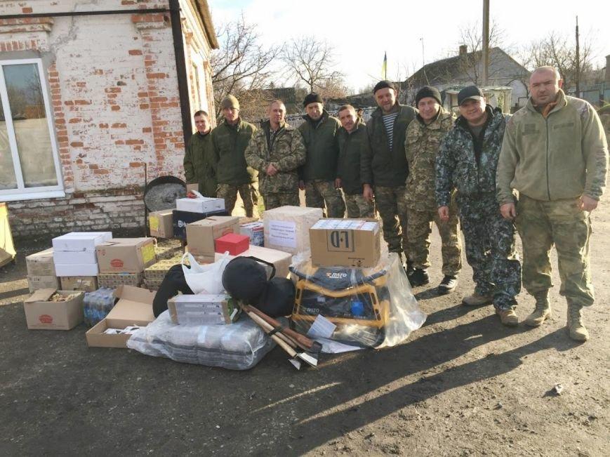 «Согрей солдата»: военным в Мариуполь доставили гуманитарную помощь от николаевцев (ФОТО) (фото) - фото 4