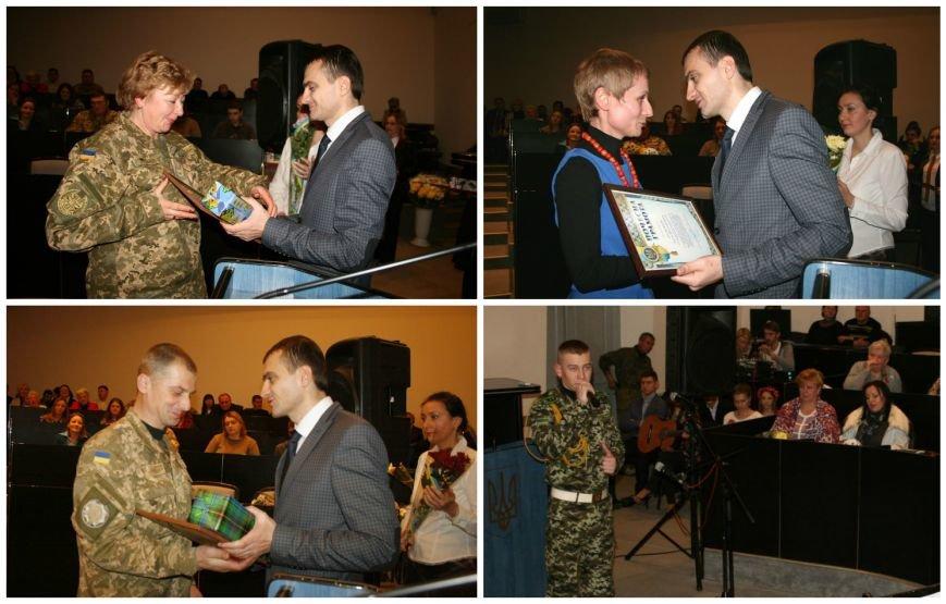 Відзнаки міського голови отримали 46 військовослужбовців військових частин Хмельницького (Фото) (фото) - фото 1