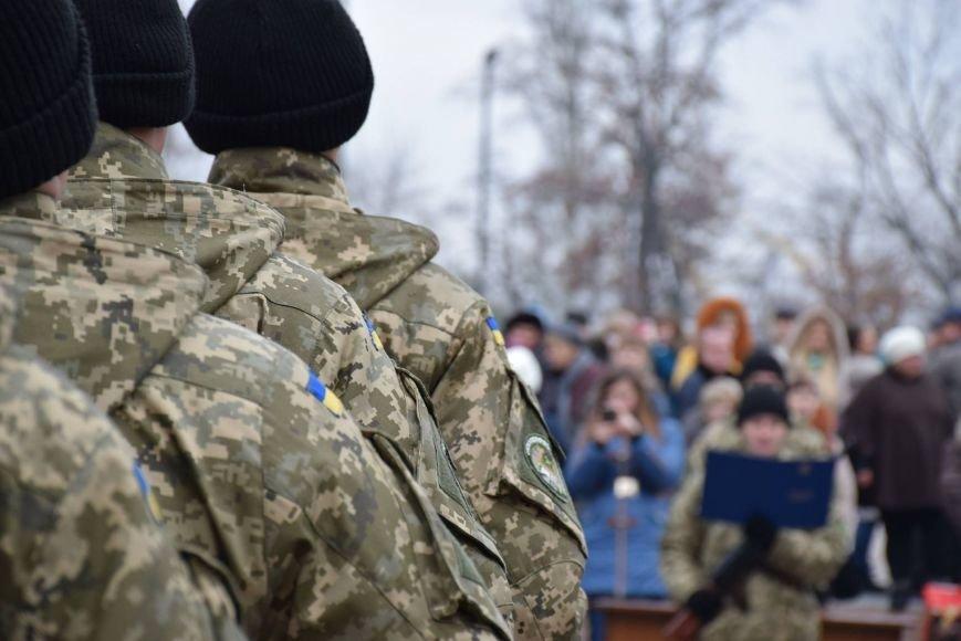 «Героями не рождаются, героями становятся», - в Николаеве 346 новобранцев торжественно приняли присягу (ФОТОРЕПОРТАЖ), фото-7