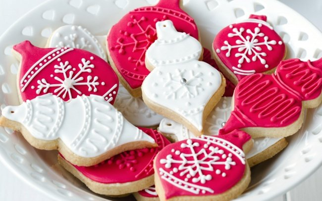 Печенье для новогоднего настроения (фото) - фото 2