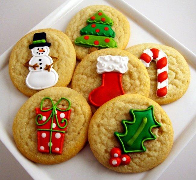 Печенье для новогоднего настроения (фото) - фото 5
