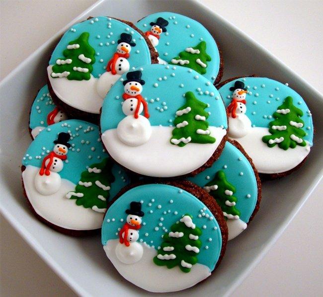 Печенье для новогоднего настроения (фото) - фото 4
