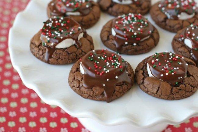 Печенье для новогоднего настроения (фото) - фото 6