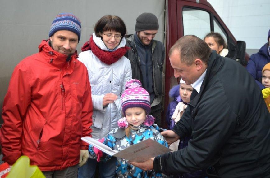 Последняя в этом году акция по сбору мусора прошла в городе Пушкине, фото-3