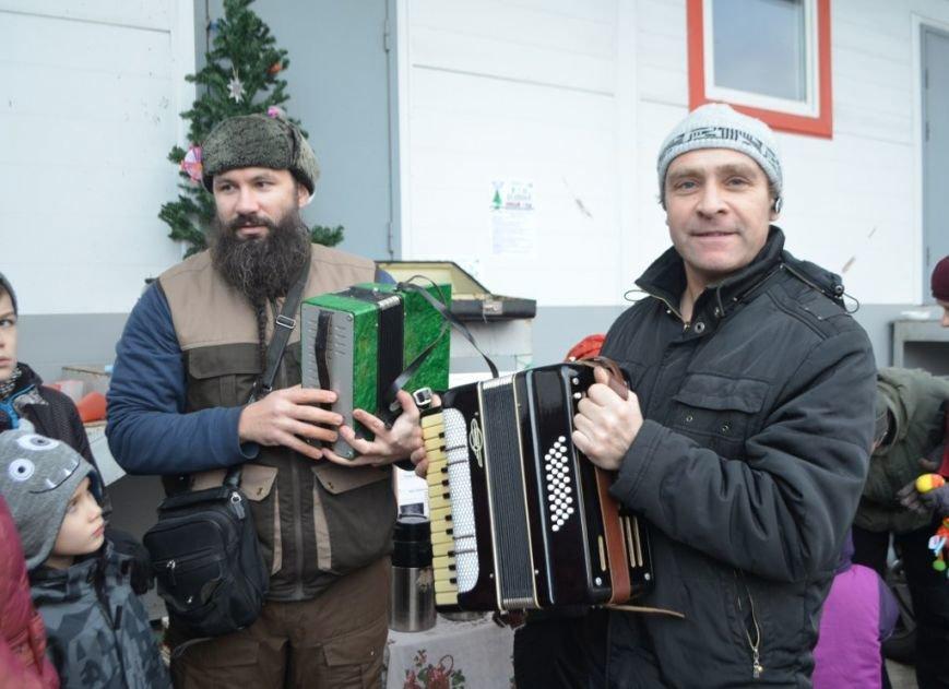 Последняя в этом году акция по сбору мусора прошла в городе Пушкине, фото-1