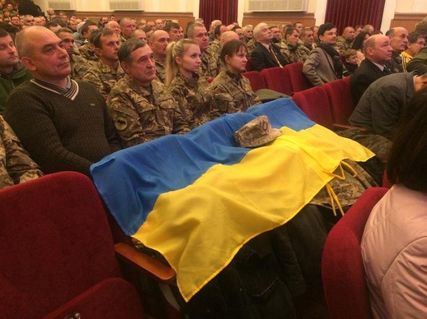 Военнослужащих в секторе «М» поздравили волонтеры и оркестр Национальной гвардии (ФОТО), фото-8