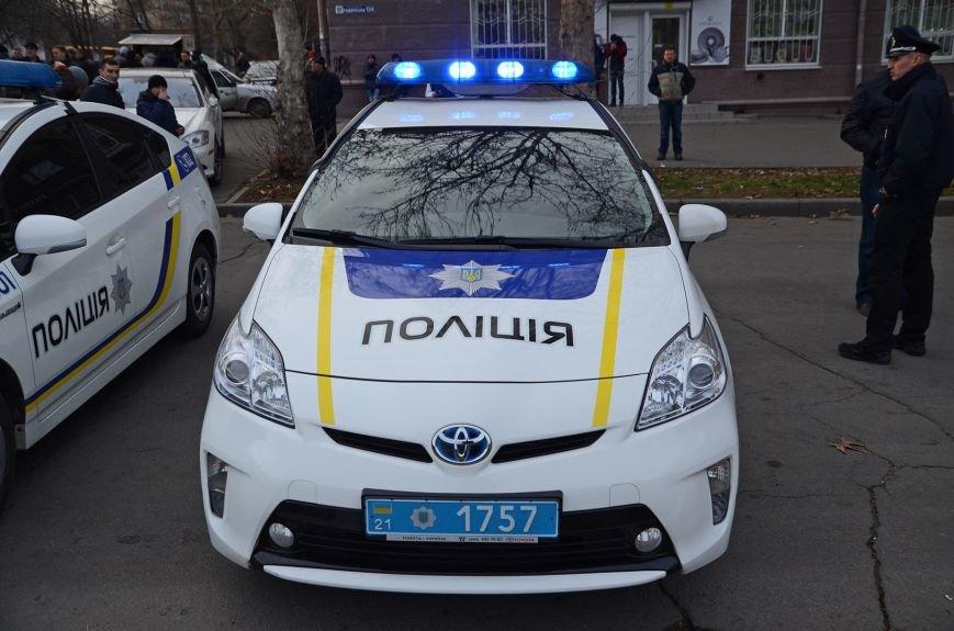 Николаевские полицейские приняли присягу под звуки гимна и возгласы «Слава Украине!» (ФОТО+ВИДЕО), фото-2