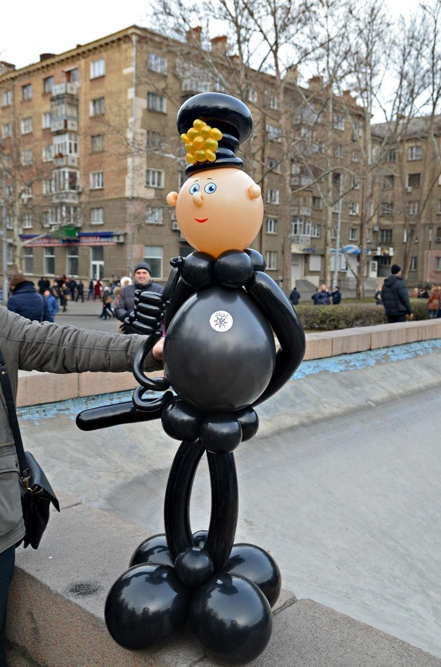 Николаевские полицейские приняли присягу под звуки гимна и возгласы «Слава Украине!» (ФОТО+ВИДЕО), фото-21