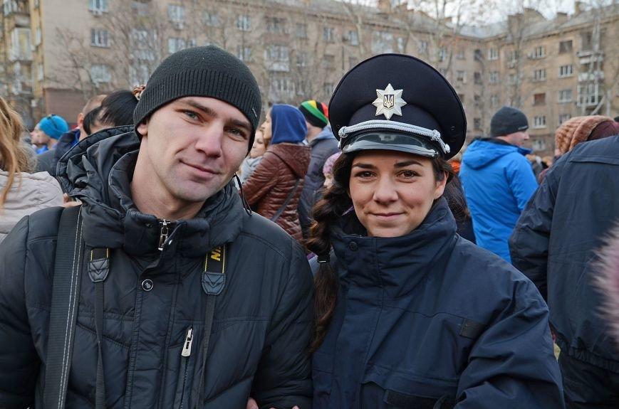 Николаевские полицейские приняли присягу под звуки гимна и возгласы «Слава Украине!» (ФОТО+ВИДЕО), фото-17