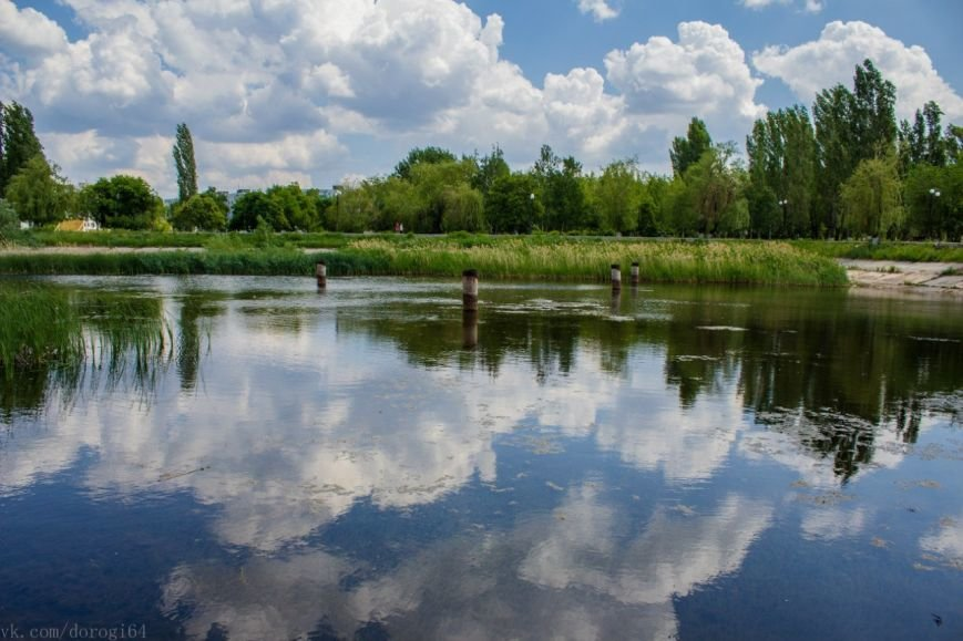 Пруды возле «Хемикомпа» испортили вид города Балаково (фото) - фото 3
