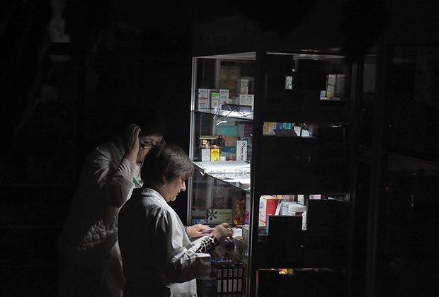 В потемках Таврический. Жители Ялты разошлись в показаниях с мэром (фото) - фото 3