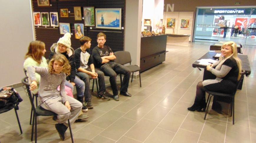 В Мариуполе создавалась группа креативных актеров (ФОТО) (фото) - фото 1