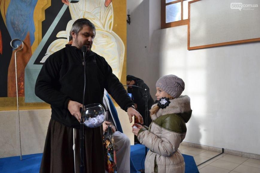 В римско-католическом храме Днепродзержинска отпраздновали День святого Николая, фото-7