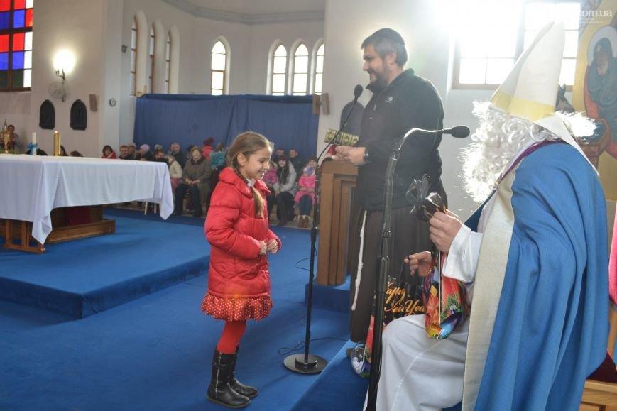 В римско-католическом храме Днепродзержинска отпраздновали День святого Николая, фото-10
