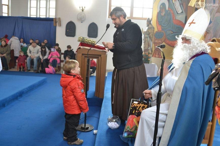 В римско-католическом храме Днепродзержинска отпраздновали День святого Николая, фото-9