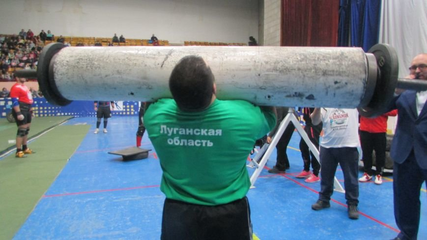 В Северодонецке прошли «Богатырские игры» (ФОТО), фото-4